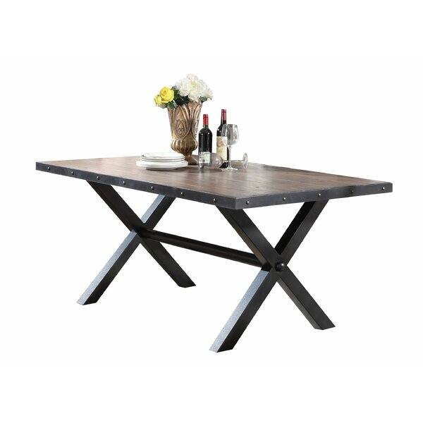 Carly Dining Table by Loon Peak
