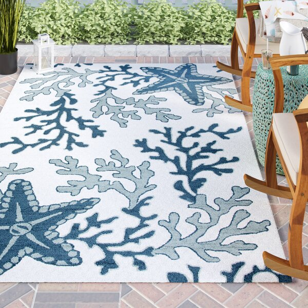 Maryland Hand-Tufted Area Rug by Beachcrest Home