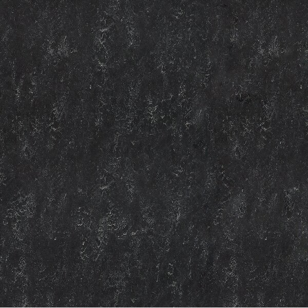 Marmoleum Click Cinch Loc 11.81 x 11.81 x 9.9mm Cork Laminate Flooring in Black by Forbo