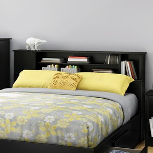 Headboard Shelf bookcase headboards you'll love | wayfair
