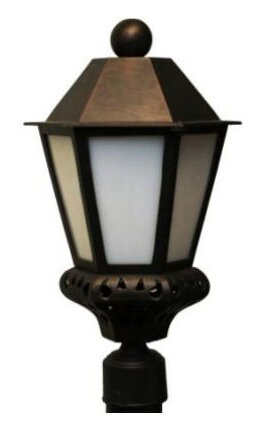 Phillipstown 1 Light 20.25 Post Lantern by Alcott Hill