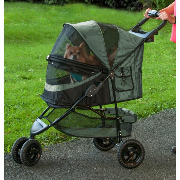 No Zip Special Edition Pet Jogger Stroller by Pet Gear