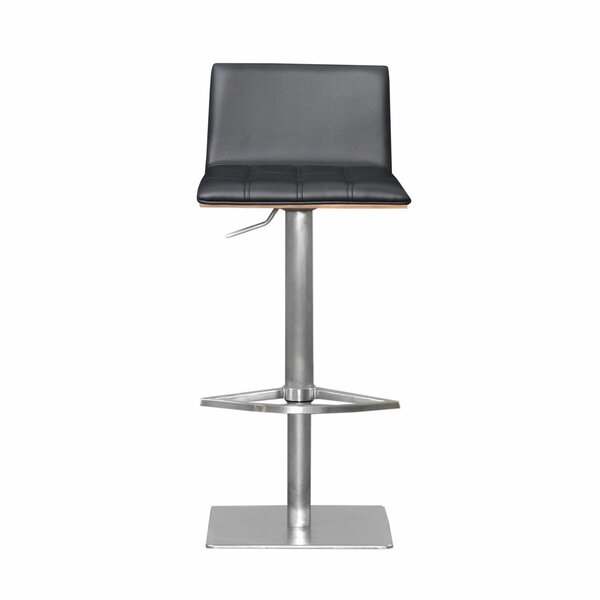 Folia Adjustable Height Swivel Bar Stool by RMG Fine Imports