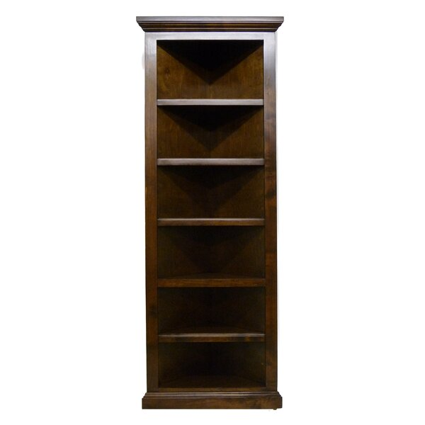 Lawson Corner Unit Bookcase by Loon Peak