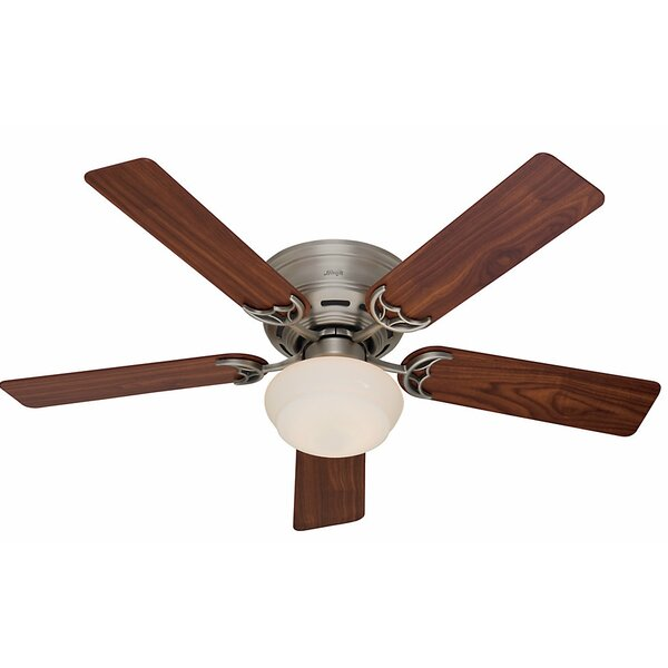 52 Low Profile® III Plus 5-Blade Ceiling Fan by Hunter Fan