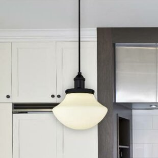 Find 1-Light Schoolhouse Pendant By Westinghouse Lighting