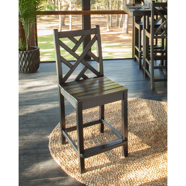 Chippendale 24 Counter Stool by POLYWOOD®