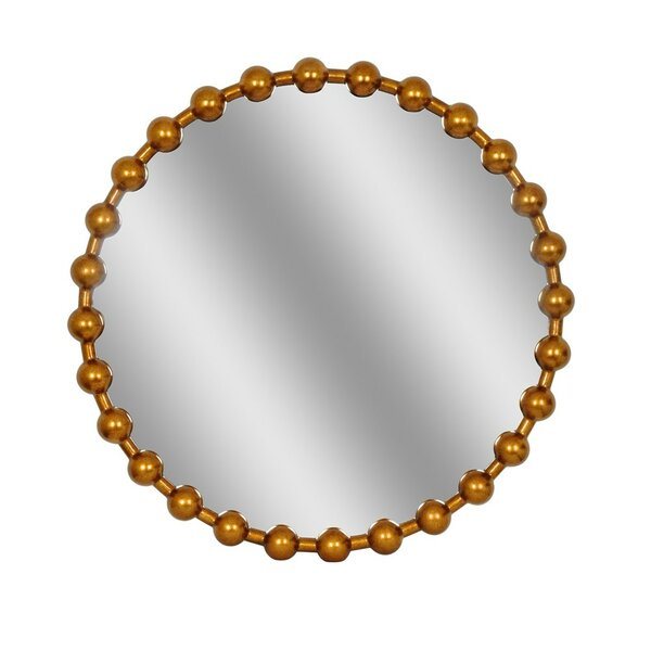 Bead Accent Mirror by Mercer41