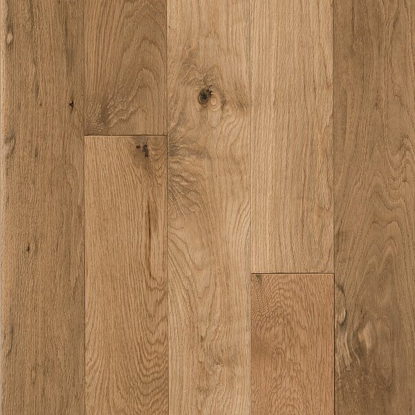 American 3-1/4 Solid Oak Hardwood Flooring in White Oak by Armstrong Flooring