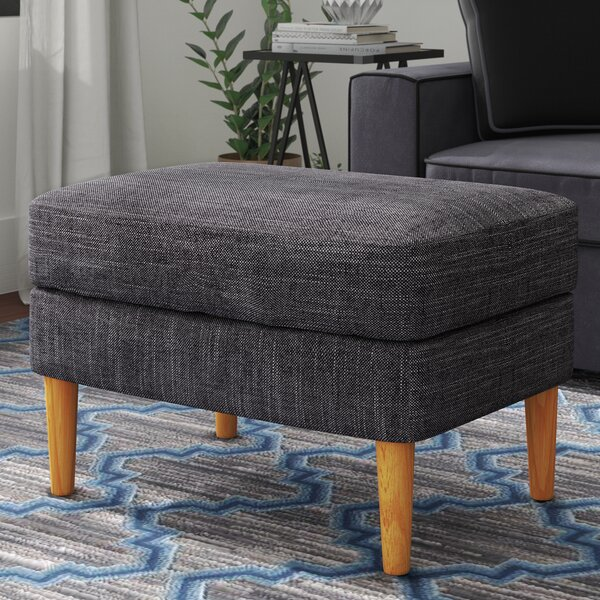 Ulverst Ottoman by Wrought Studio