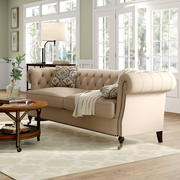 Modern Style Calila Chesterfield Sofa by Birch Lane Heritage by Birch Lane�� Heritage