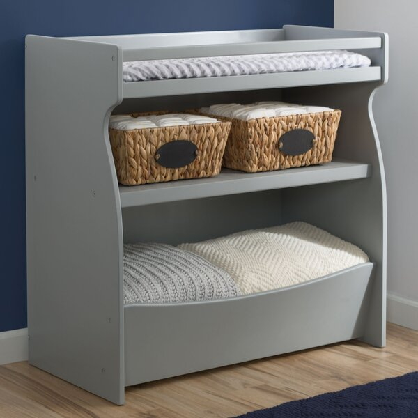 2-in-1 Changing Table and Storage Unit by Delta by Delta Children