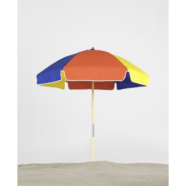Burdine 6.5' Beach Umbrella by Freeport Park Freeport Park
