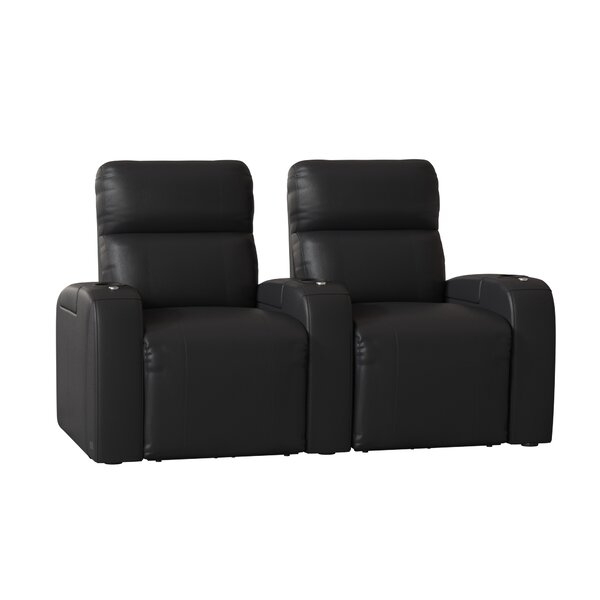 Review Home Theater Row Seating (Row Of 2)