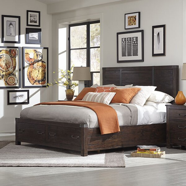 Kellyville Standard Bed by Gracie Oaks