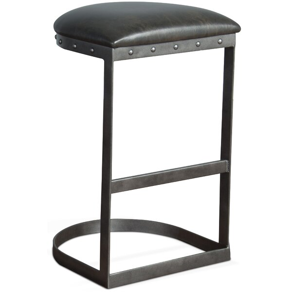 GroveHill 30 Bar Stool by 17 Stories