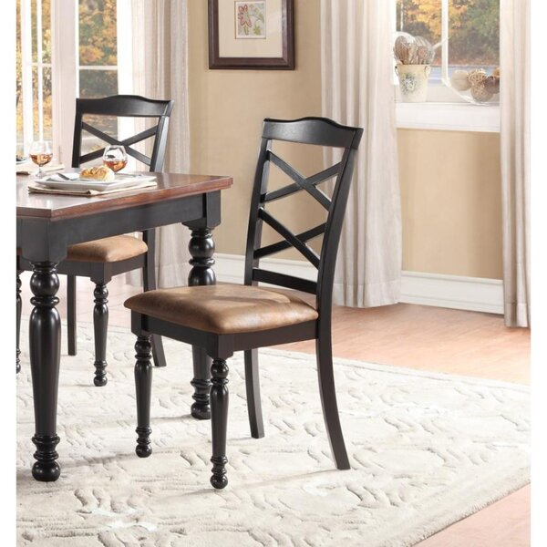 Milam Solid Wood Dining Chair by August Grove
