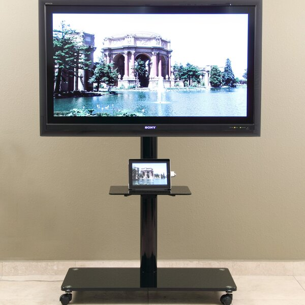 TransDeco TV Stand For TVs Up To 75