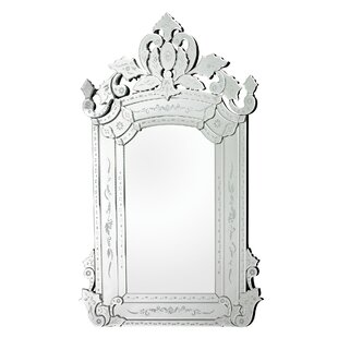 Astoria Grand Melandra Venetian Accent Mirror