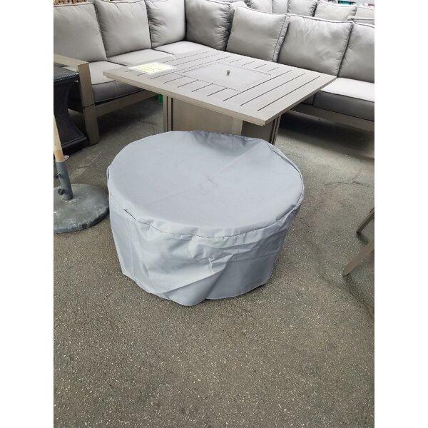 Torch GRC Concrete Propane Fire Pit by Teva Furniture