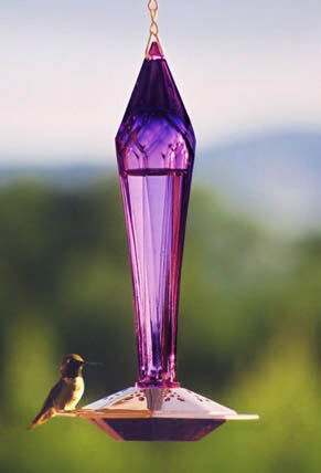Hummingbird Feeder by Schrodt