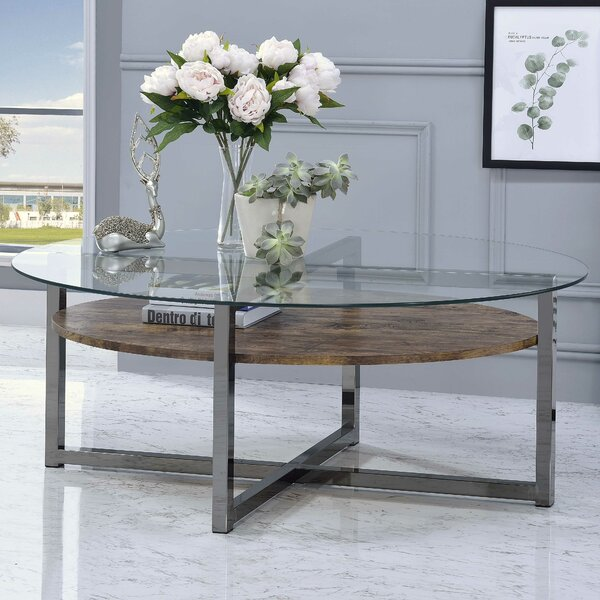 Melora Coffee Table by Latitude Run