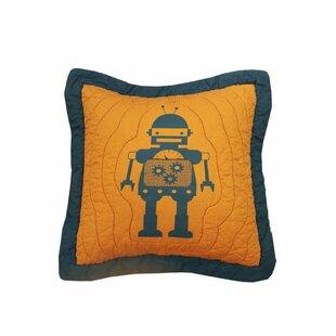 Tamas Robot Pillow Protector ByHarriet Bee