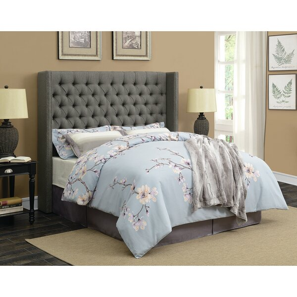 Upholstered Standard Bed by Scott Living