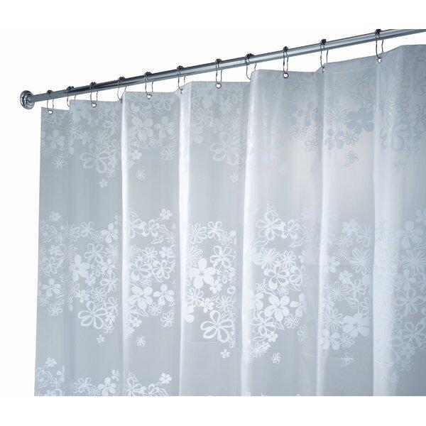 EVA Vinyl Shower Curtain by InterDesign