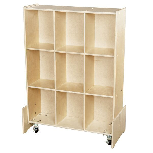Clarendon Roll and Write 9 Compartment Cubby with