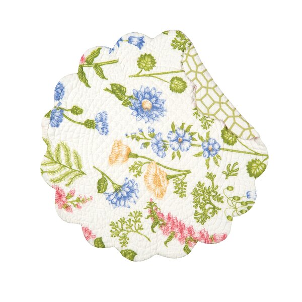 Jeanette 17 Placemat (Set of 6) by C&F Home