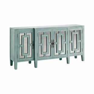 Carraway 4 Door Accent Cabinet