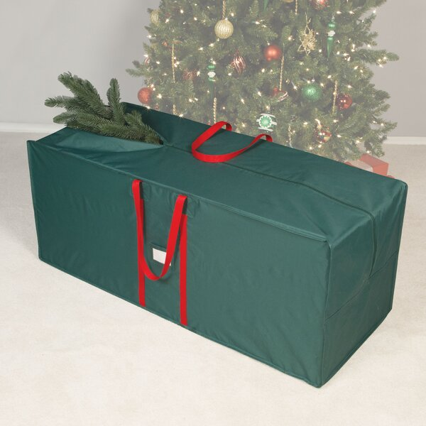 """Holiday 48"""" Tree Bag with Carrying Handle by Richards Homewares"""