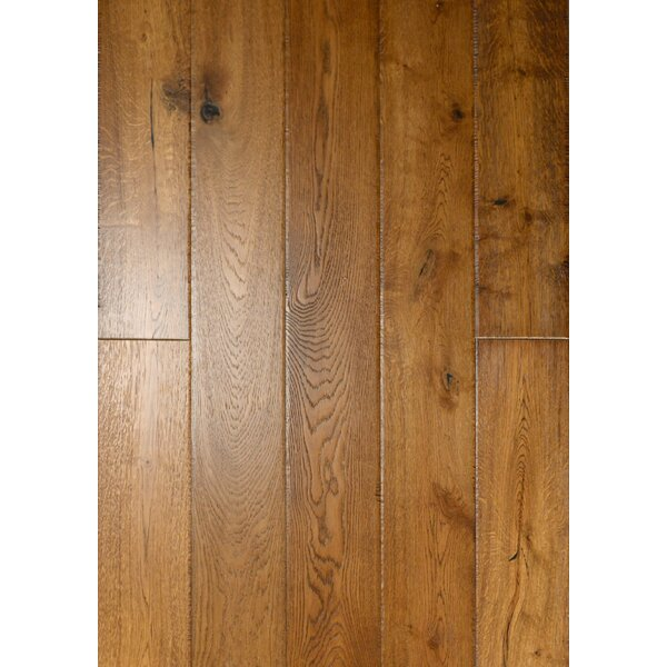 Theresa 7.5 Engineered Oak Hardwood Flooring in Castelao by Albero Valley