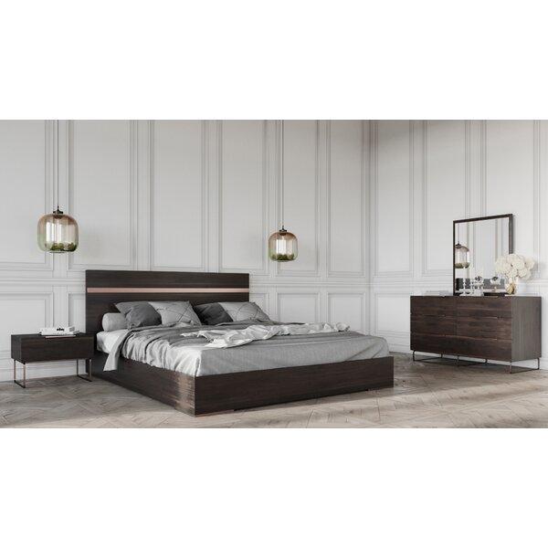 Kinzey Platform 5 Piece Bedroom Set by Brayden Studio