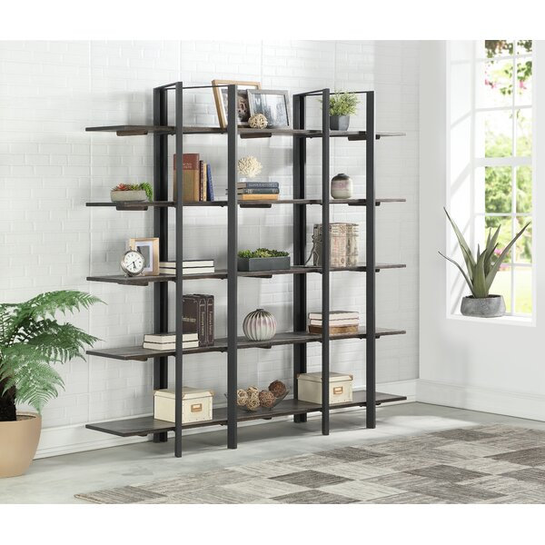 Kaelyn Etagere Bookcase By Mistana