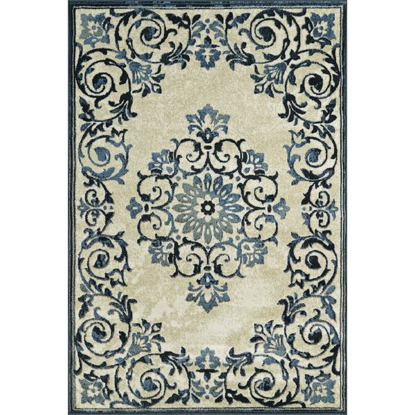 Charroux Ivory Area Rug by Lark Manor