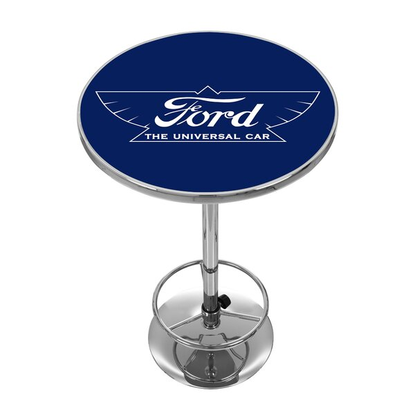 Fresh Ford The Universal Car Pub Table By Trademark Global New Design