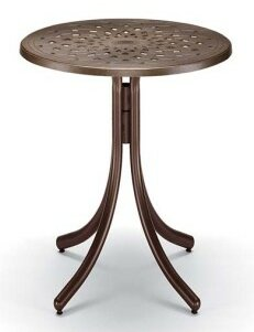 Cast 30 Round Bar Table by Telescope Casual