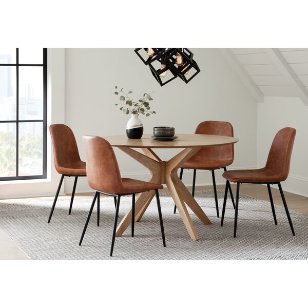 Brook Decatur Dining Table Set by Langley Street