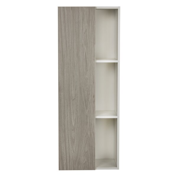 Sangallo 18 W x 48 H Wall Mounted Cabinet by Cutler Kitchen & Bath