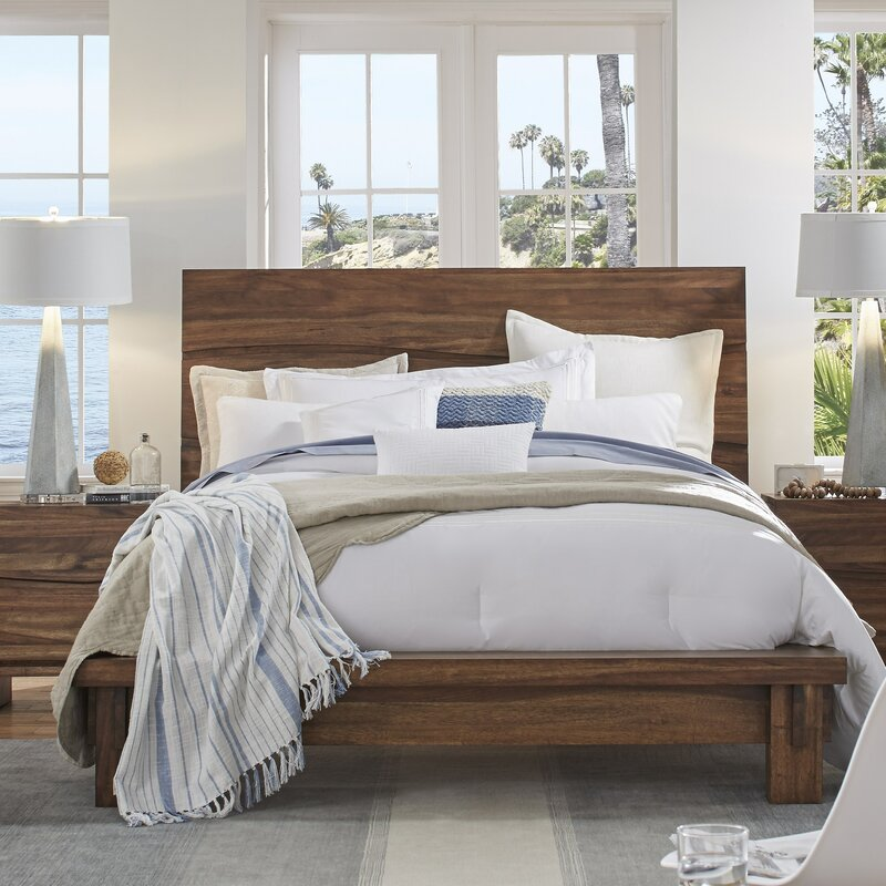 Modern Platform Beds, Contemporary Bed Frames, Cool Modern Beds, Corder Platform Bed