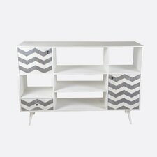 Charmain Mango Console Table by Bungalow Rose