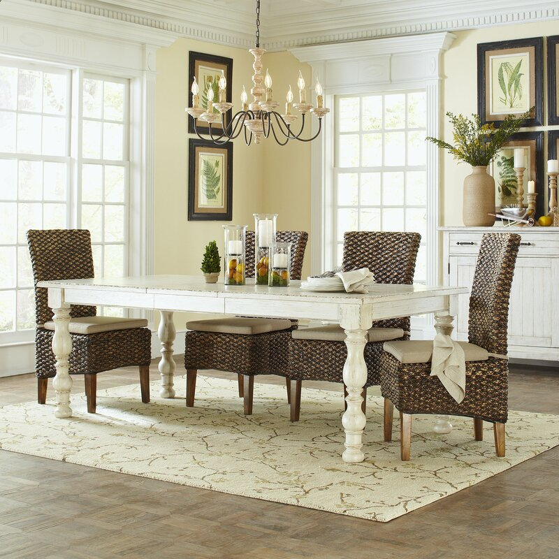 Clearbrook Extending Dining Table. Farmhouse Dining Tables   Birch Lane