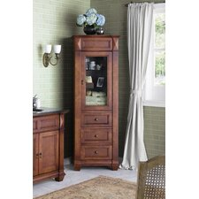 Torino Curio 26 W  x 72.06 H Linen Tower by Ronbow
