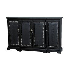 Redington Shores 4 Door Accent Cabinet by Beachcrest Home