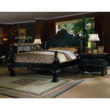 Liege Eastern King Panel Customizable Bedroom Set with Cabriole by Eastern Legends