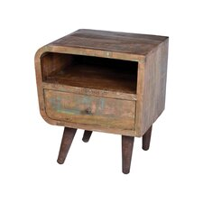 Viviana End Table by Union Rustic