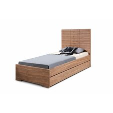 Anna Twin Trundle Bed by Whiteline Imports