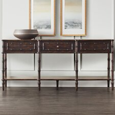 Bamboo Console Table by Hooker Furniture